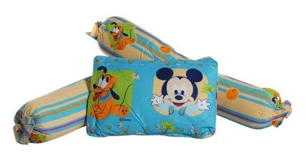 Sunbaby - Disney Baby Bolster with Pillow set