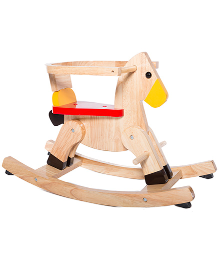 Shumee Rocking Horse Wooden Toy