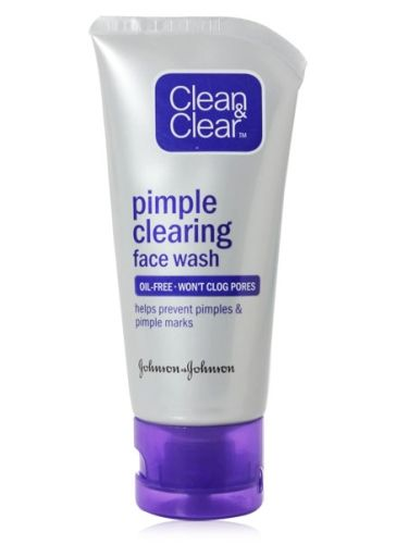 Clean & Clear  -  Pimple Clearing Face Wash