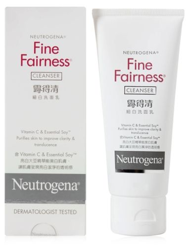 Neutrogena - Fine Fairness Cleanser