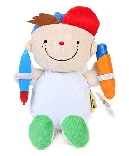 Ks Kids What To Wear Doodle Doll - Wayne