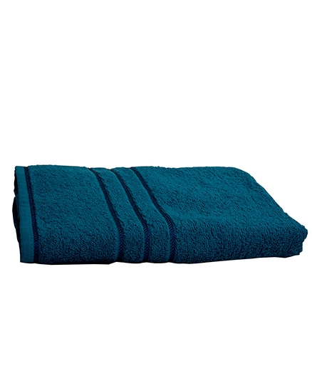Sassoon Sandy Cotton Bath Towel - Teal