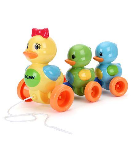 Tomy Funskool - Quack Along Ducks