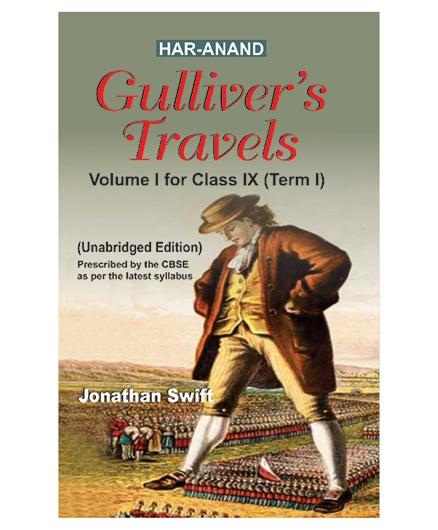Gulliver's Travels Vol I For Class IX (Term I) - English