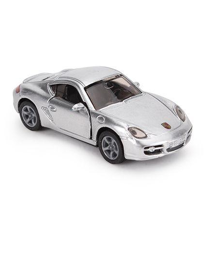 Siku Porsche Cayman 1433 - Silver
