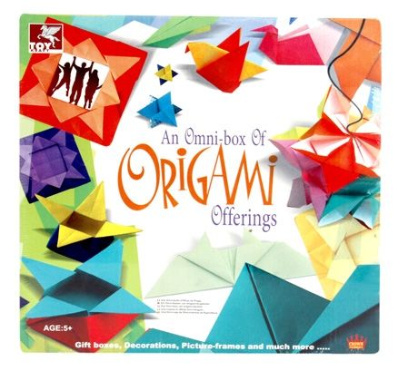Toy Kraft - Origami Offerings