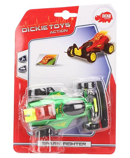 Dickie Manual Spark Fighter - Green