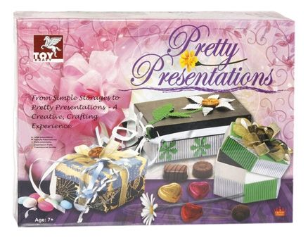 Toy Kraft Pretty Presentations