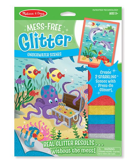 Melissa & Doug Underwater Stickers