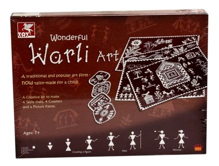 Toy Kraft Wonderful Warli Art