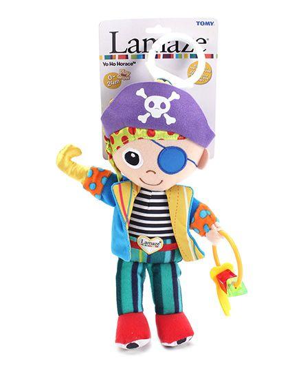 Lamaze Funskool Yo Yo Horace Soft Toy Rattle