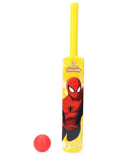 Marvel Spider Man Bat And Ball Set