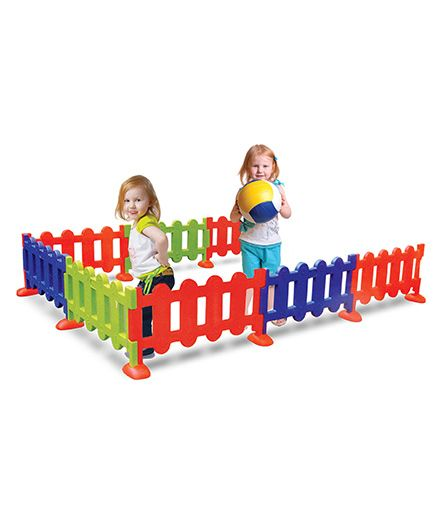 Playgro Toys Play Junction Set Of 8 Pieces - PSF-134