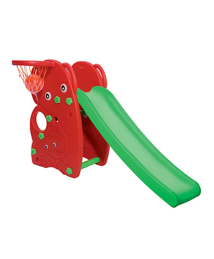 Playgro Toys Elephant Slide Green & Red - PGS-205