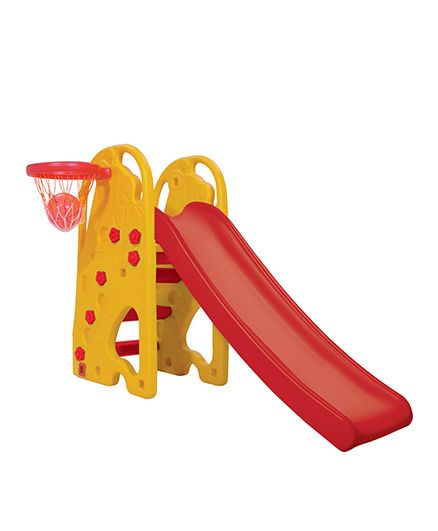Playgro Toys Super Giraffe Slide Red & Yellow - PGS-208