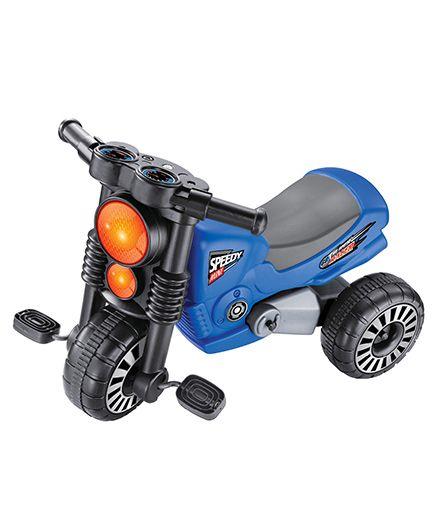 Playgro Toys Moto Trike Blue & Black - PGS-787