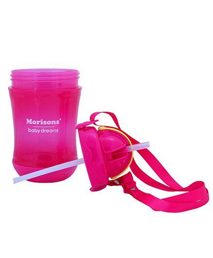 Morisons Baby Dreams Doopie Feeding Cup Pink - 260 ml