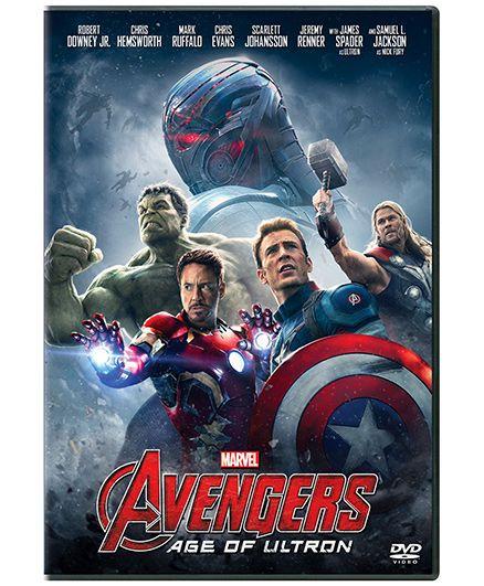 Marvel Avengers Age of Ultron CD - English