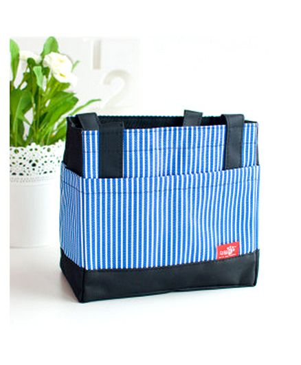 EZ Life Thermal Lunch Box Bag - Royal Blue