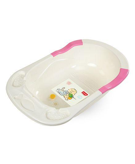 Luv Lap Baby Bath Tub Pink - 18190