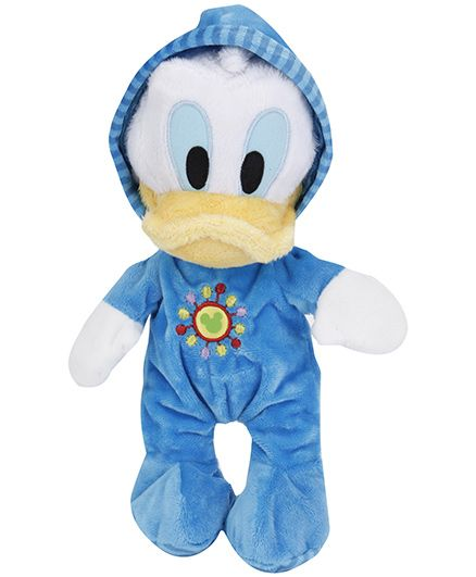 Disney Mickey Mouse And Friends Donald Duck Blue - 26 cm
