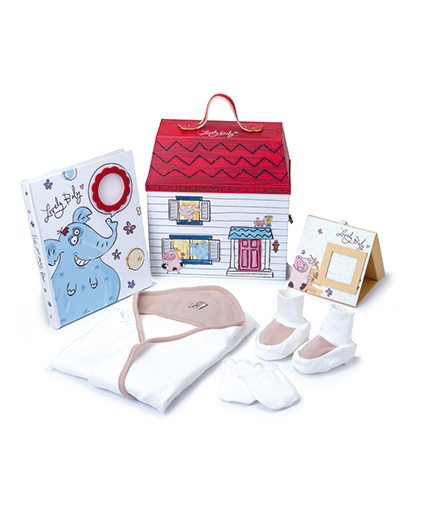 Gifthing Toy House Large Hamper