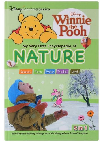 Disney Winnie The Pooh Nature 5 In 1