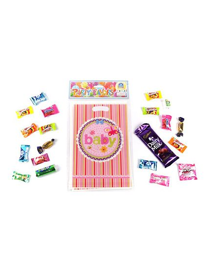 Funcart Butterfly Baby Theme Loot Bags