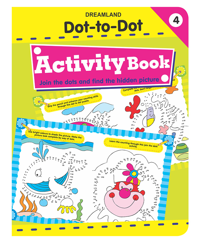 Fun With Dot To Dot Part - 4