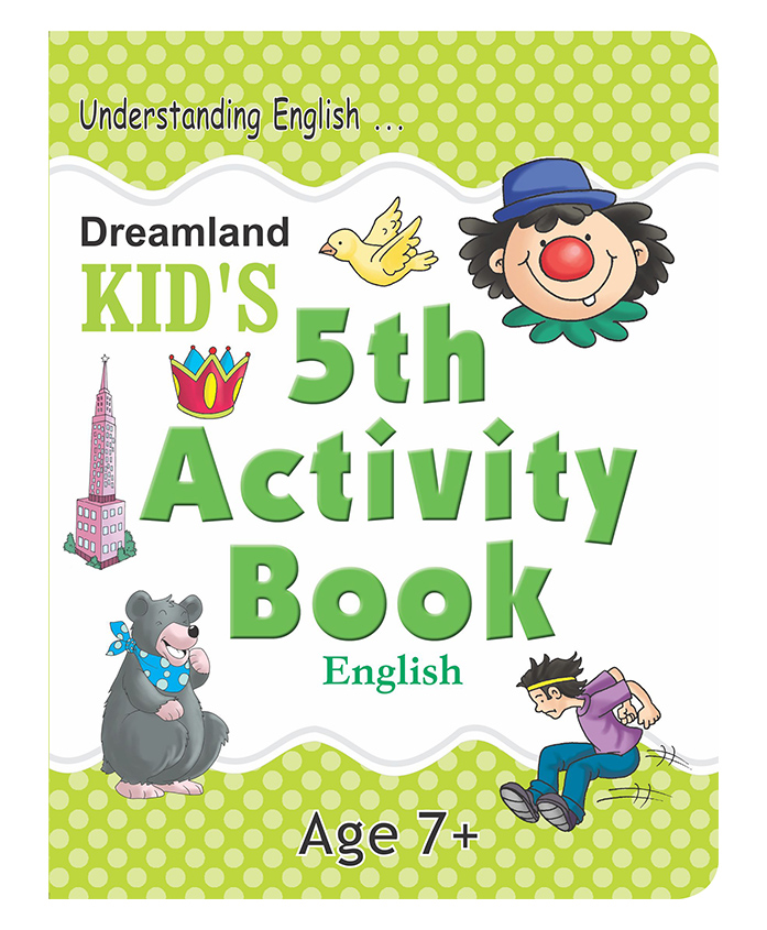 5th Activity Book - English