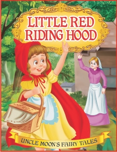 Dreamland Uncle Moon Little Red Riding Hood - English