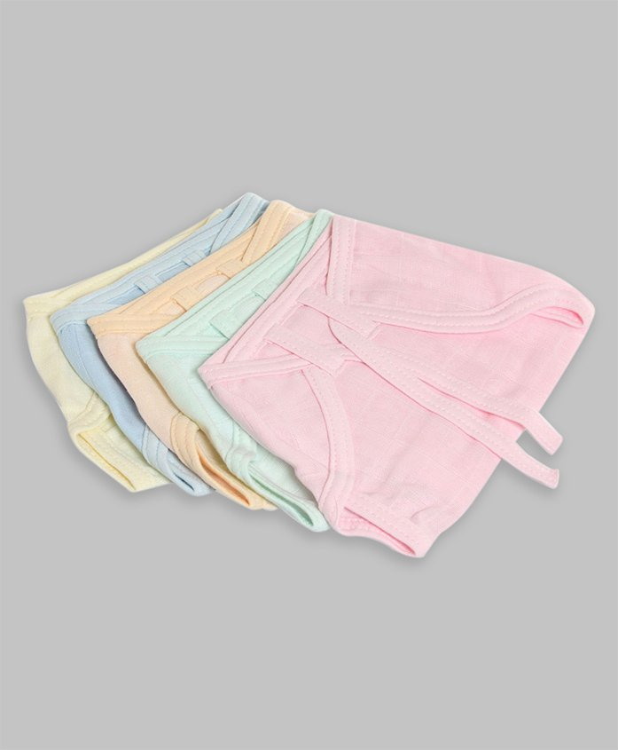 Tinycare Cloth Baby Nappy Comfy Junior Small - Set of 5