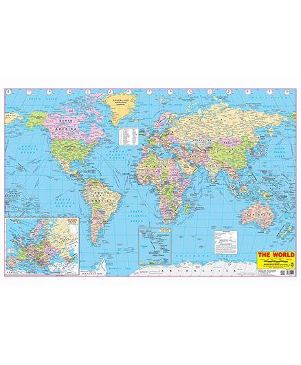 Dreamland World Map