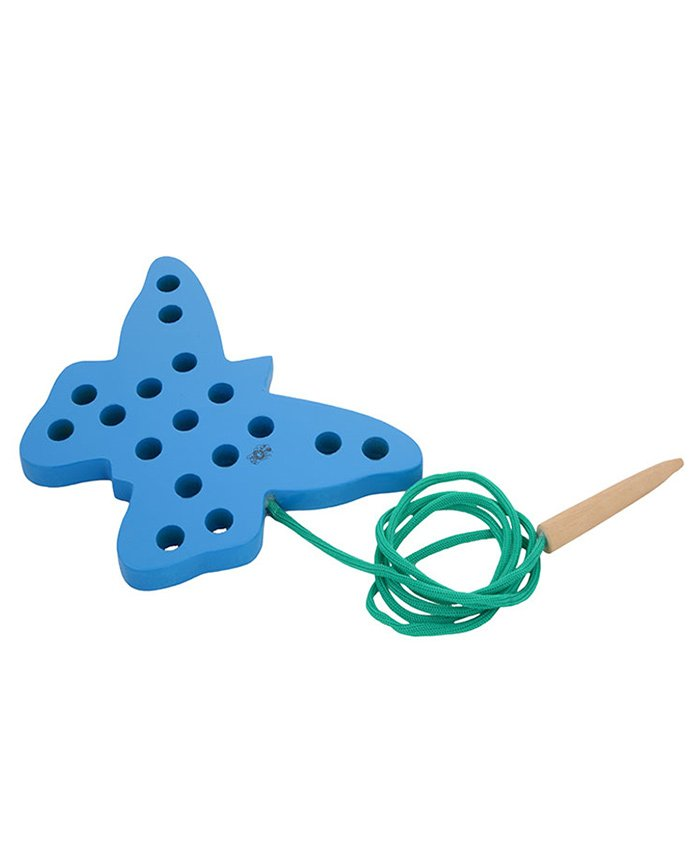 Skillofun - Sewing Wooden Toy Butterfly