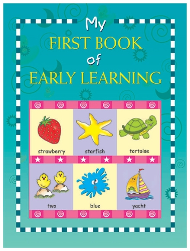 Sterling - My First Book Of Early Learning