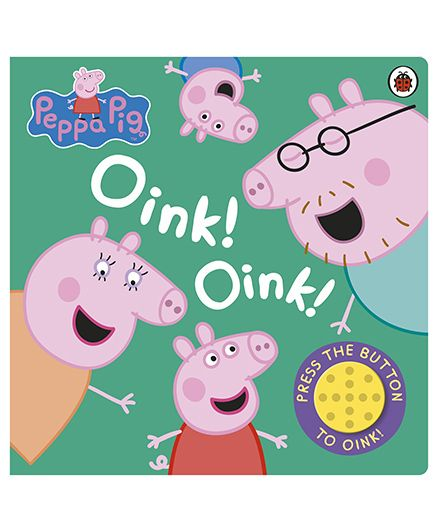 Peppa Pig Oink Oink - English