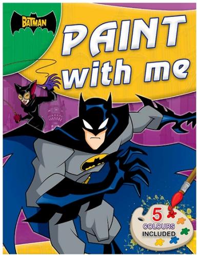 Batman - Paint With Me