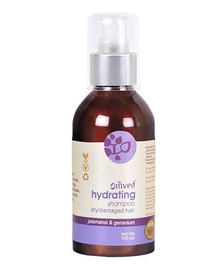 Omved Jatamansi And Geranium Hydrating Shampoo - 100 ml