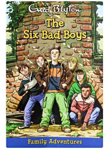 Shree Book Centre Enid Blyton -The Six Bad Boys