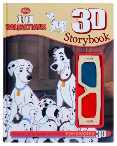 Disney 101 Dalmatians 3D Storybook