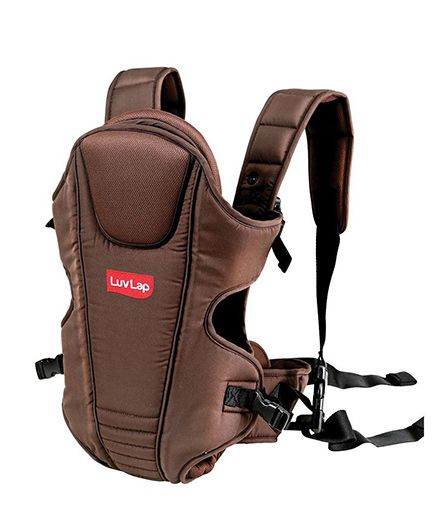 Luv Lap 3 Way Baby Carrier Galaxy Brown - 18205