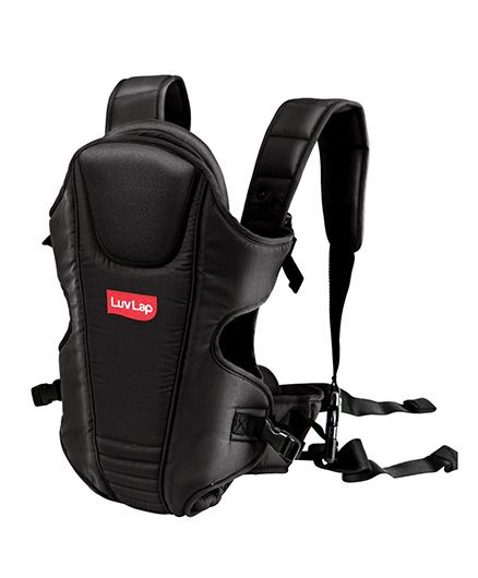 Luv Lap 3 Way Baby Carrier Galaxy Black - 18204