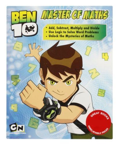 Ben 10 - Master Of Maths