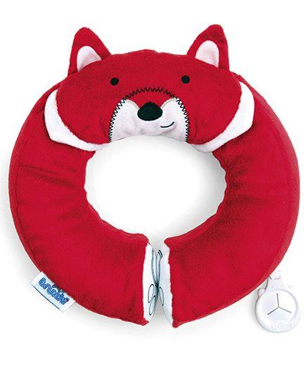 Trunki Yondi Fox Travel Pillow - Red