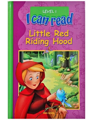 Little Red Riding Hood - I Can Read Level 1