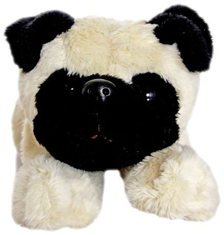 Wild Republic - Dog Floppy Pug