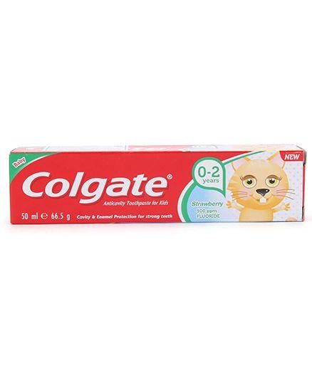 Colgate Baby Toothpaste Strawberry - 50 ml