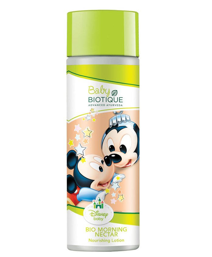 Baby Biotique Mickey Mouse Bio Morning Nectar Nourishing Lotion - 190 ml