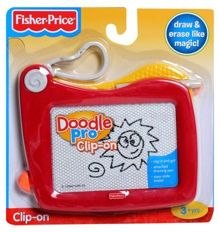 Fisher-Price - Clip On Doodle Pro