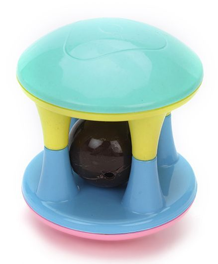 Ratnas Baby Roller Rattle (Color May Vary)